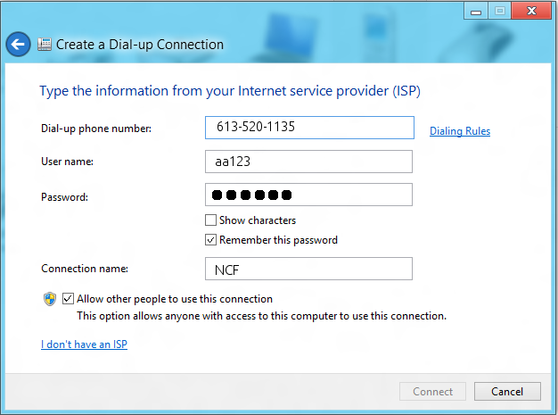 Windows 8 dial up connection dialogue.png