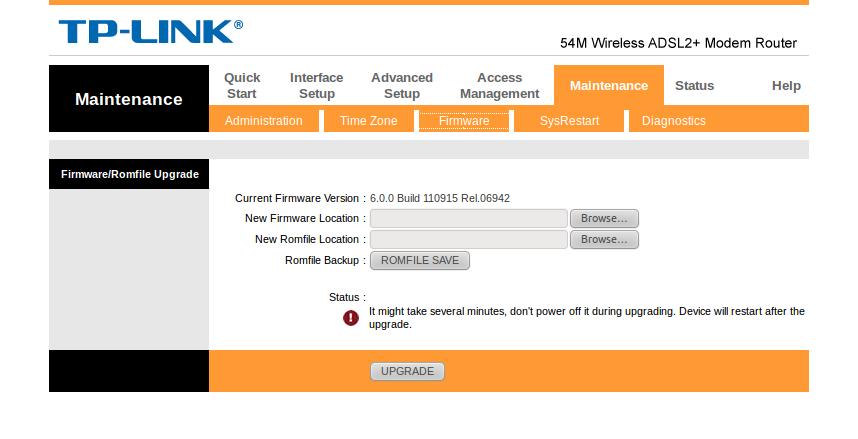 File:TP-Link 8901G firmware upgrade png - Support