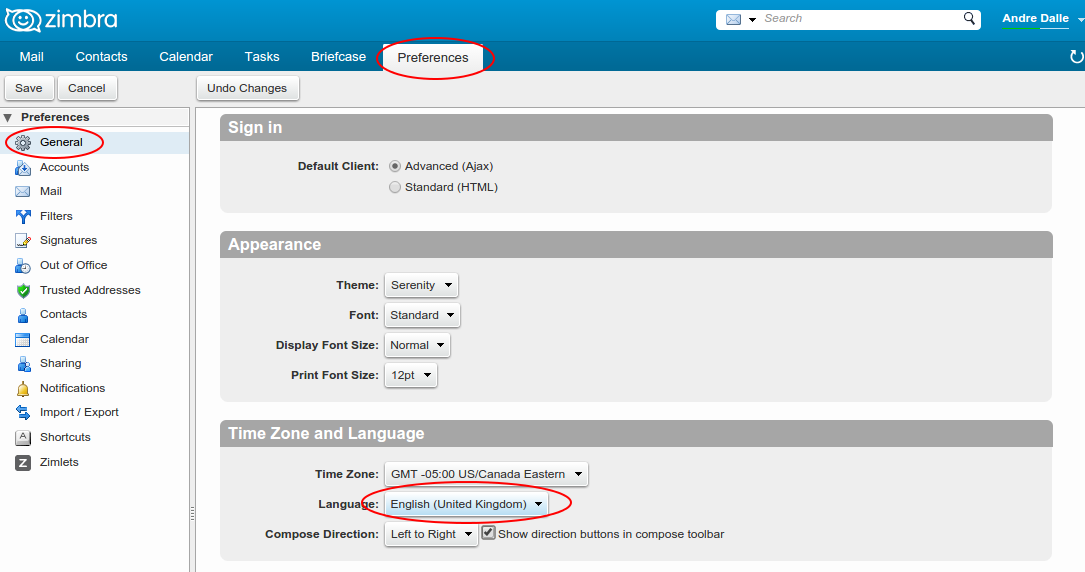 Zimbra8 advanced language.png