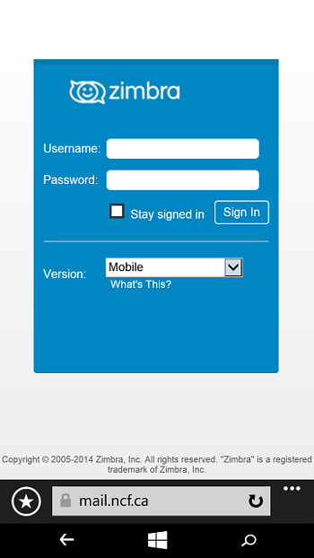 Zimbra Mobile Log-in.png