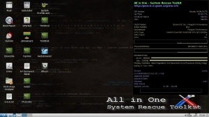 All In One System Rescue Toolkit Support