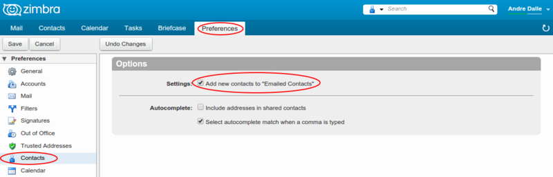 Zimbra8 advanced preferences contacts.png